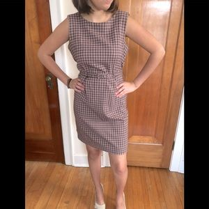 le Chateau  Timeless Belted Dress